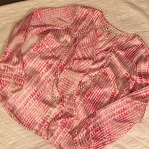 Coldwater Creek polyester blouse